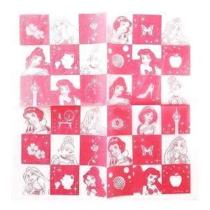 1枚バラ売りペーパーナプキン ディズニー プリンセス PRINCESS DISNEY 紙ナフキン デコパージュ ドリパージュ|ccpopo