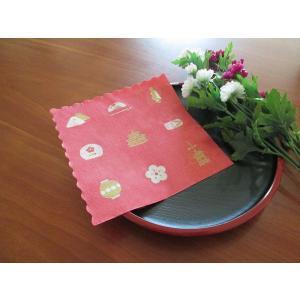 和柄 日本製 ペーパーナプキン 京のかたち バラ売り2枚1セット デコパージュ ドリパージュ|ccpopo