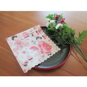 和柄 日本製 ペーパーナプキン 舞妓さん バラ売り2枚1セット デコパージュ ドリパージュ|ccpopo