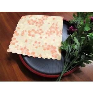 和柄 日本製 ペーパーナプキン さくら 桜 バラ売り2枚1セット デコパージュ|ccpopo