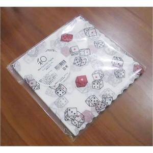 新品未開封1パック20枚 和柄 日本製 ペーパーナプキン サイコロ 食品包装可|ccpopo