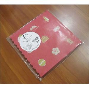 新品未開封1パック20枚 和柄 日本製 ペーパーナプキン 京のかたち 食品包装可|ccpopo