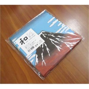 新品未開封1パック20枚 和柄 日本製 ペーパーナプキン 北斎 赤富士 食品包装可|ccpopo