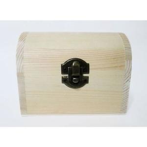 デコパージュ用パイン材木製ジュエリーボックス 宝石箱 ハンドメイド クラフト ホビー|ccpopo
