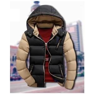 ダウンジャケットジャケット メンズ 中綿ジャケットブルゾン アウター 暖かい 防寒着m-019
