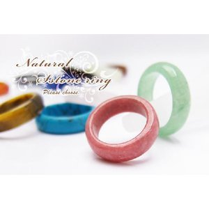 パワーストーン リング 指輪 選べる11種類 ターコイズ タイガーアイ ローズクォーツ 天然石