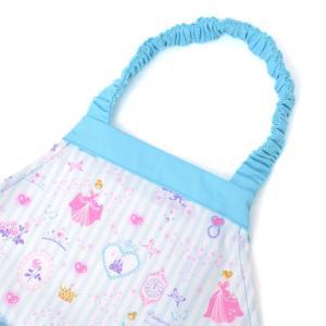 5d79745aa38e9 ... 子どもエプロン(100〜120cm) プリンセスドレスで彩るパウダールーム(ストライプ) ...