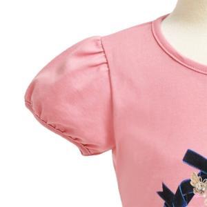 Tシャツ(半袖) dressy round ribbon|ccstyle|04