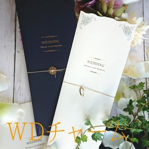 WDチャーム パールホワイト|ccwedding