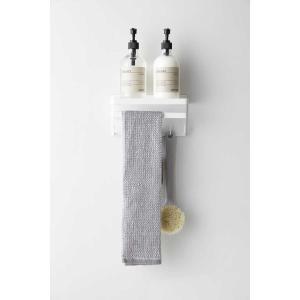 バスラック 山崎実業 TOWER マグネットバスルーム 多機能ラック 浴室用ラック YAMAZAKI タワー ホワイト|cdf|04