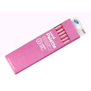uni Palette(パレット) かきかた鉛筆2B 紙箱 ピンク【無料名入れ】【卒園・入学記念品に...