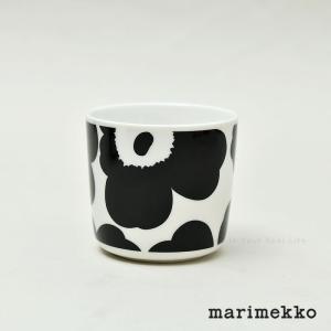 marimekko UNIKKO ラテマグ【単品】プラム×レッド 76(432)【67849】コーヒーカップ ウニッコ マリメッコ|cds-r