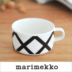 【2017年春新作】marimekko SPALJE ティーカップ 98(191) 【68302】 マリメッコ スパルイェ|cds-r