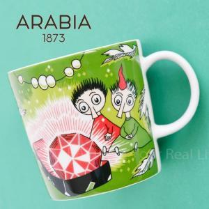 iittala ARABIA イッタラ アラビア Moomin ムーミン マグカップ/トフスラン&ビフスラン|cds-r