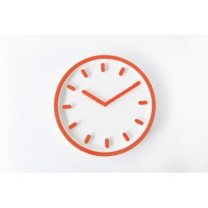 MAGIS マジス Tempo テンポ 壁掛け時計/オレンジ AC510|cds-r