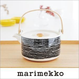 marimekko SIIRTOLAPUUTARHA ドット柄 ティーポット 99(190)【63305】マリメッコ|cds-r