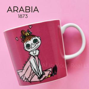 iittala ARABIA イッタラ アラビア ムーミンマグ/ミムラ姉さん|cds-r