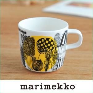 marimekko SIIRTOLAPUUTARHA コーヒーカップ/絵柄 55(192) 【63293】 マリメッコ|cds-r