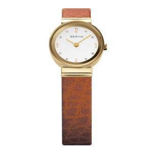 ベーリングBERING腕時計  レディース Classic Calf Leather 10122-534|cecicela