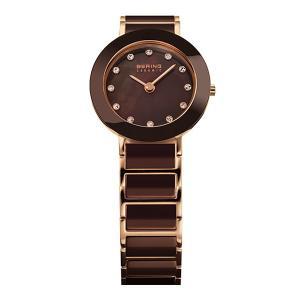 BERING腕時計 ベーリングリストウォッチ レディース  Link  Ceramic 11422-765|cecicela