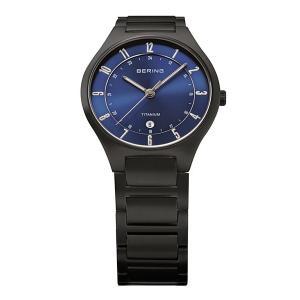 BERING腕時計 ベーリングリストウォッチ  メンズ  Link Titanium 11739-727|cecicela