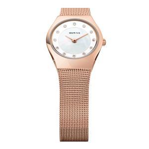 ベーリングBERING腕時計  レディース Classic Curving Mesh 11923-366|cecicela