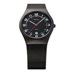 ベーリングBERING腕時計  メンズ Ultra Slim Titanium 11937-222|cecicela
