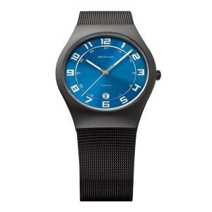 ベーリングBERING腕時計  メンズ Ultra Slim Titanium 11937-227|cecicela