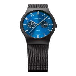 ベーリングBERING腕時計  メンズ  Sapphire Glass Titanium  11939-078|cecicela