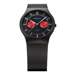 ベーリングBERING腕時計  メンズ  Sapphire Glass Titanium  11939-229|cecicela
