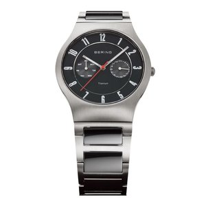 ベーリングBERING腕時計  メンズ Link Titanium 11939-772
