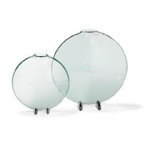 ガラスサークルベース24cm Philippi 123027|cecicela