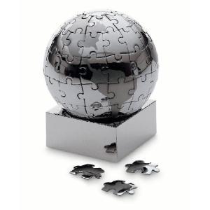 地球儀パズル φ7.5cm Philippi 136015|cecicela