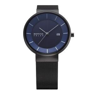腕時計 ベーリングリストウォッチ  メンズ BERING Mens Scandinavian Solar 14639-227|cecicela