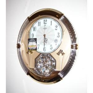 アミュージングクロック スモールワールドルミエル 4MN430RH18 リズム時計