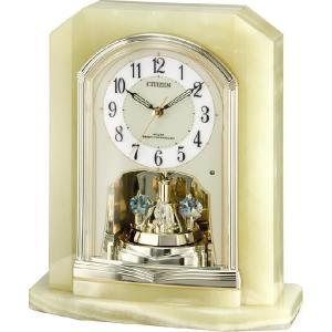 置き時計 パルラフィーネR691 4RY691-005 シチズン時計|cecicela