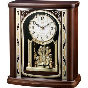 置き時計 RHG-S79  4RY698HG06  リズム時計 ハイクオリティコレクション|cecicela