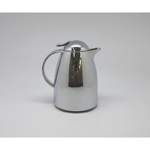 emsa エムザ バキュームジャグ魔法瓶  AUBERGE(オウバージュ)クローム 0.35L ドイツ製|cecicela