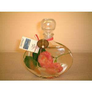 香りのフラワーオイルランプ ローズOSタイプ |cecicela
