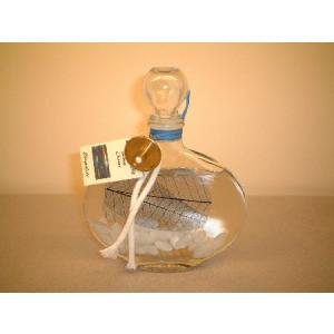 香りのフラワーオイルランプ オーシャンOSタイプ |cecicela