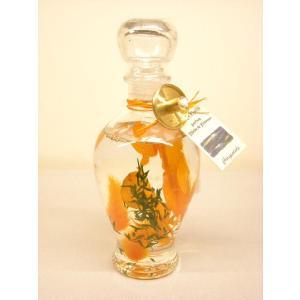 香りのフラワーオイルランプ ピーチSタイプ |cecicela