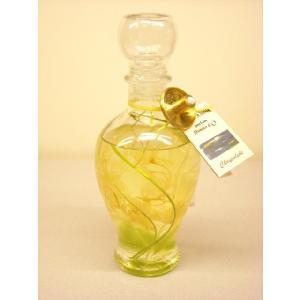 香りのフラワーオイルランプ ポム(青リンゴ)Sタイプ |cecicela