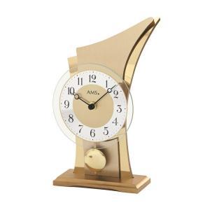 置き時計 AMS 振り子 1137 アームス置き時計 送料無料|cecicela