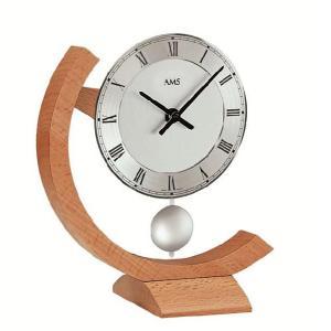 置き時計 AMS 振り子 163 AMS置き時計 送料無料|cecicela