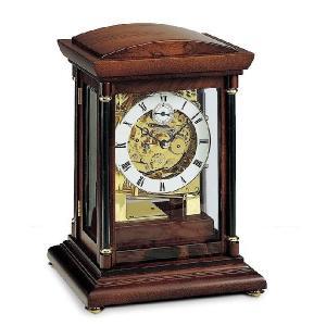 置き時計 AMS アームス 2187-1  アームス置時計 報時 機械式 送料無料|cecicela