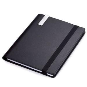 レザーノート&手帳カバーA4 BOK29LE ブラック TROIKA|cecicela|02