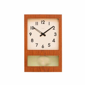 CHAMBRE FROSTED PENDULUM CLOCK 掛け時計 (APIs)の商品画像|ナビ