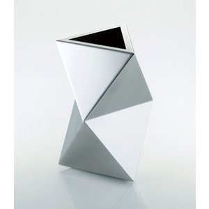 トライアングルVase ステンレスフラワーベース SALUS FB-08 花瓶|cecicela