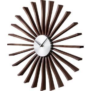 掛け時計 Flutter  Clock GN001 ジョージネルソン|cecicela