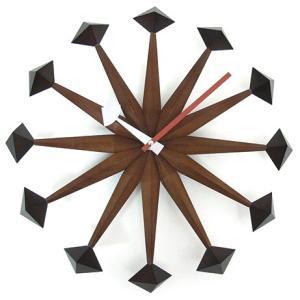 掛け時計 Polygon クロック GN216 ジョージネルソン|cecicela
